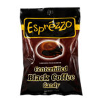 Леденцы esprezzo black coffee candy