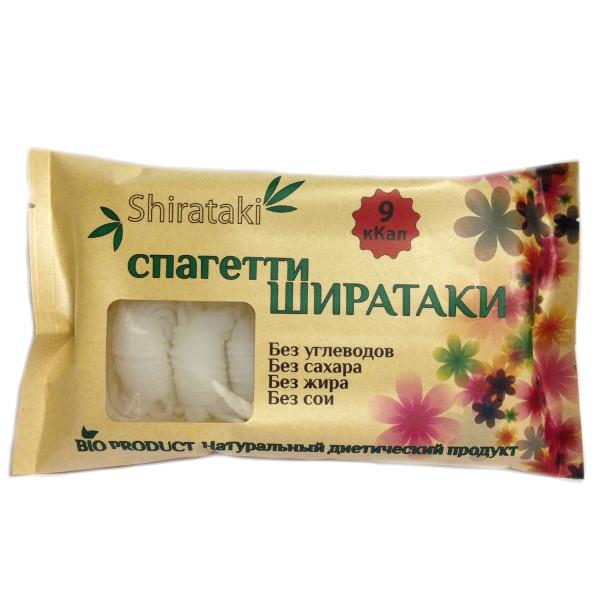 Спагетти Ширатаки
