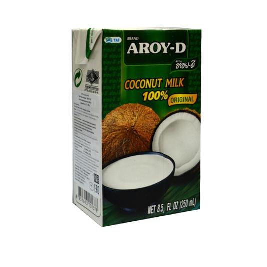 Кокосовое молоко 60% (жирность 17-19%) 250 мл