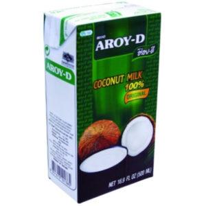 Кокосовое молоко 60% (жирность 17-19%) 500 мл