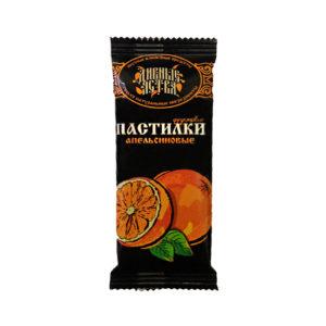 Батончик-пастила апельсиновая