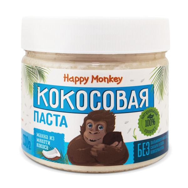Манна из мякоти кокоса