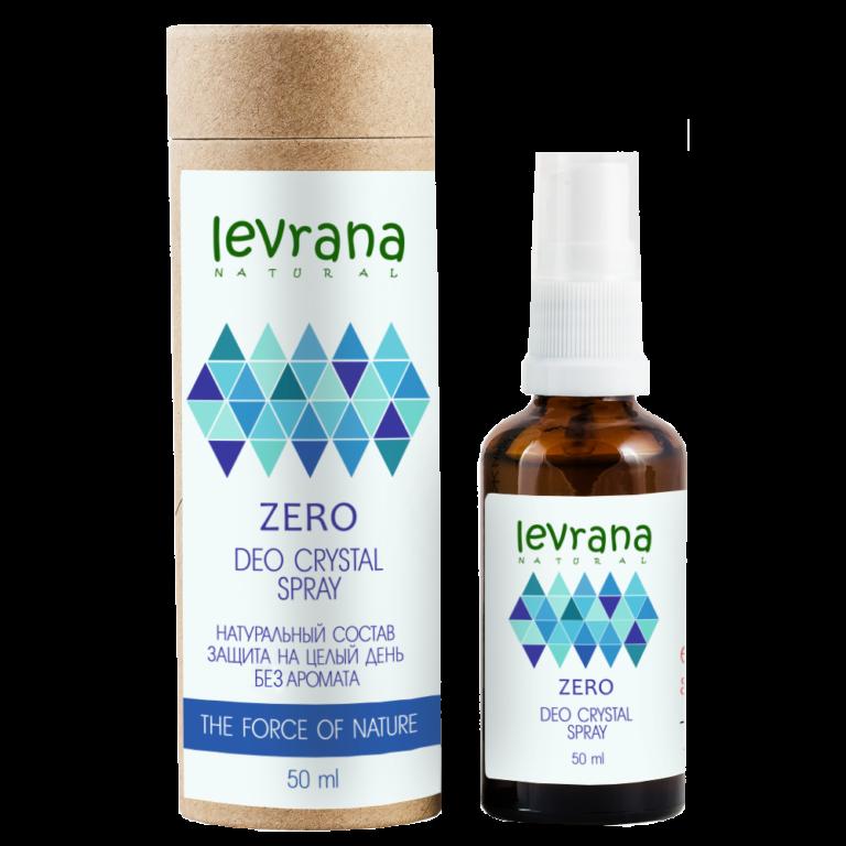 Дезодорант ZERO без запаха