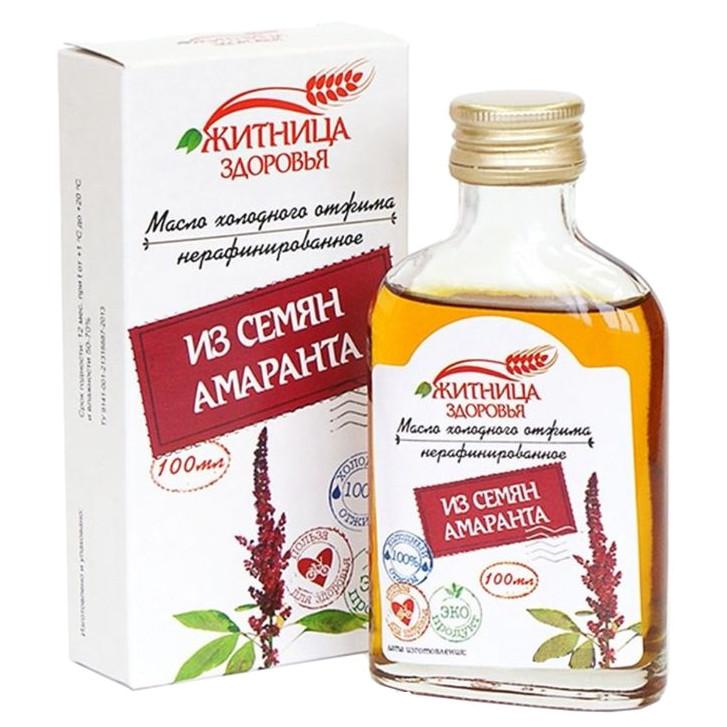 Масло из семян амаранта