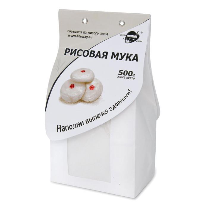 Рисовая мука 500 гр.