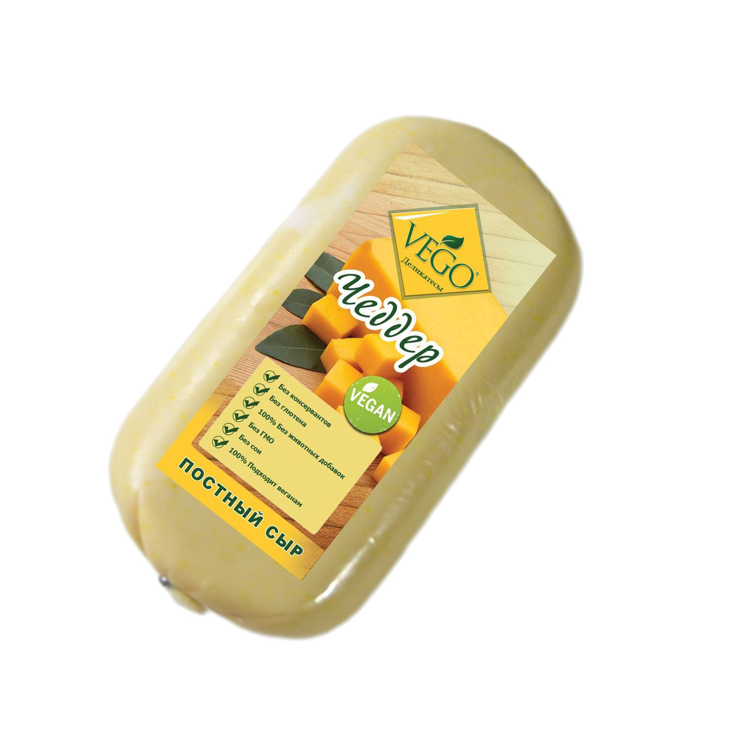 Сыр постный Чеддер