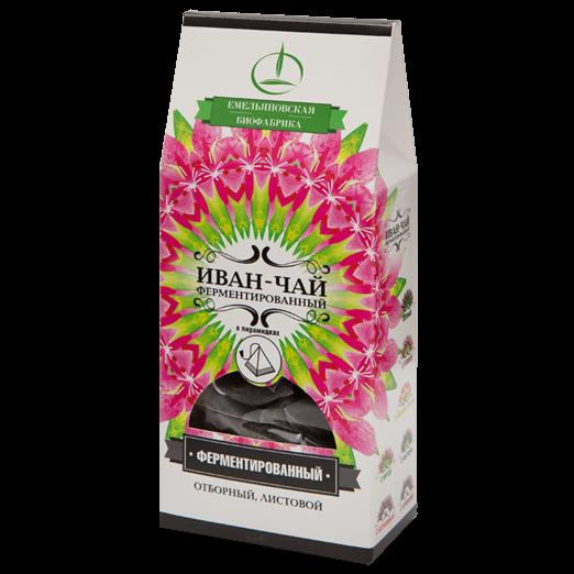 Иван-чай ферментированный, в пирамидках