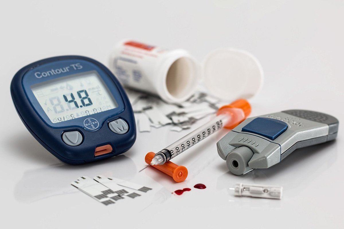 Гликемический индекс при диабетическом питании