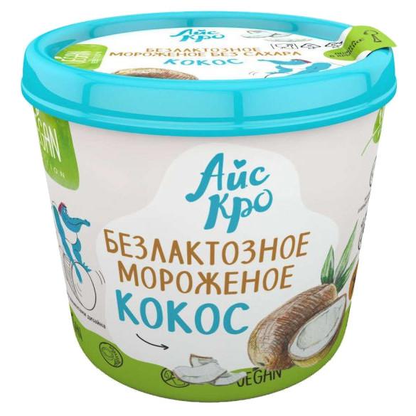 "Мороженое веганское ""Кокос"" Icecro, 75 гр."