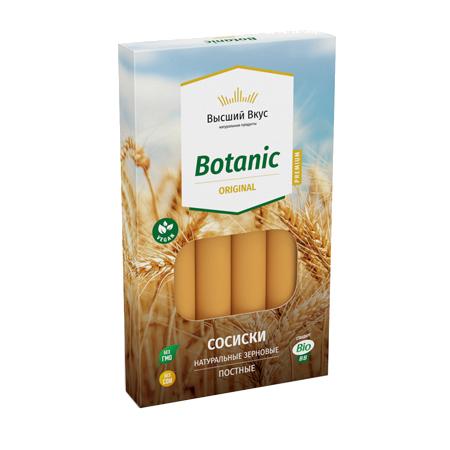 """Сосиски Botanic original """"Высший вкус"""""""