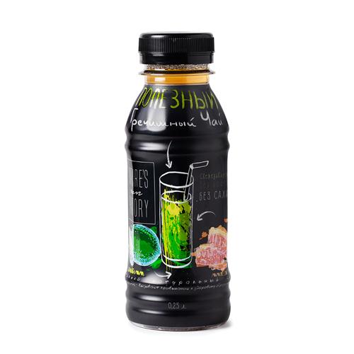 Гречишный напиток со вкусом лайма и мёда Nature's own Factory