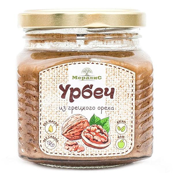 """Урбеч из грецкого ореха """"Мералис"""""""