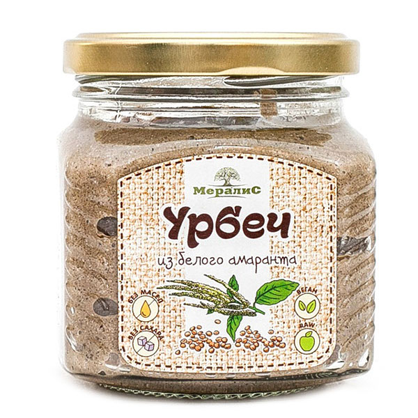 "Урбеч из семян амаранта ""Мералис"""