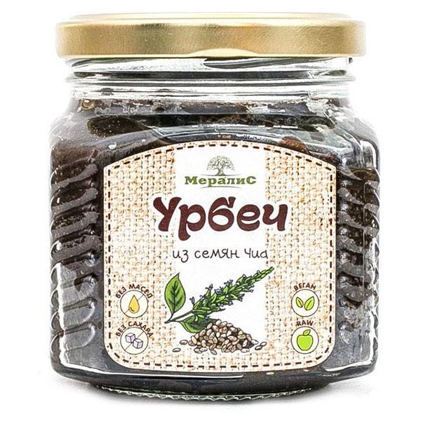 "Урбеч из семян чиа ""Мералис"""