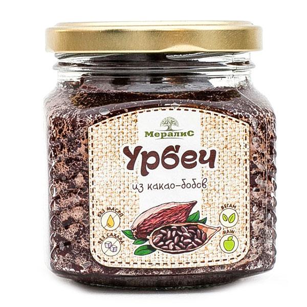 Урбеч из какао бобов Мералис
