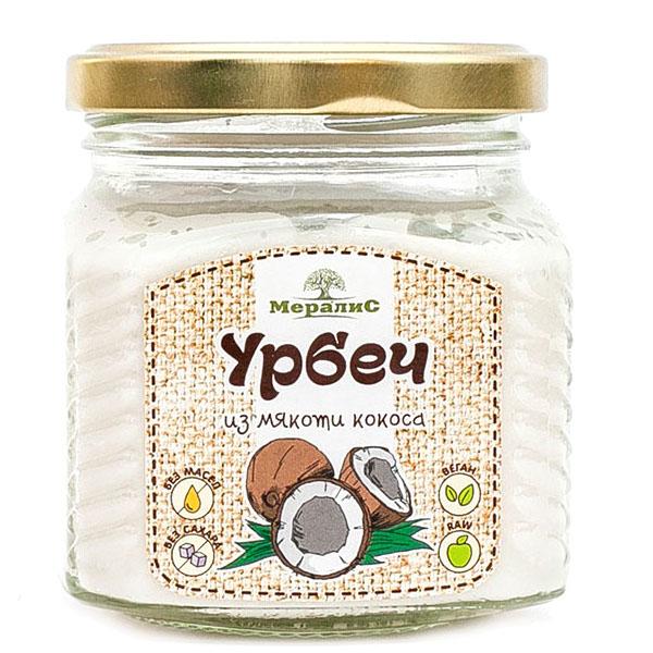 """Урбеч из мякоти кокоса """"Мералис"""""""