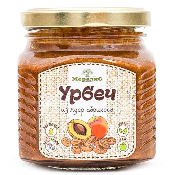 Урбеч ия ядер абрикосовой косточки Мералис