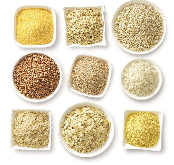 Зерновые продукты в магазине Vegan Shop