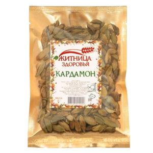 Сушёные семена кардамона