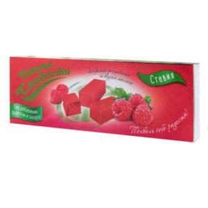 Конфеты желейные со вкусом малины