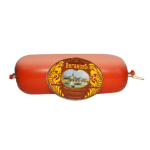 Колбаса варено-копченая Питерская