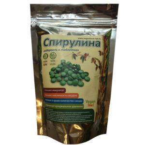 Спирулина в таблетках 250 гр