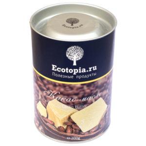 Какао масло, 200 гр.